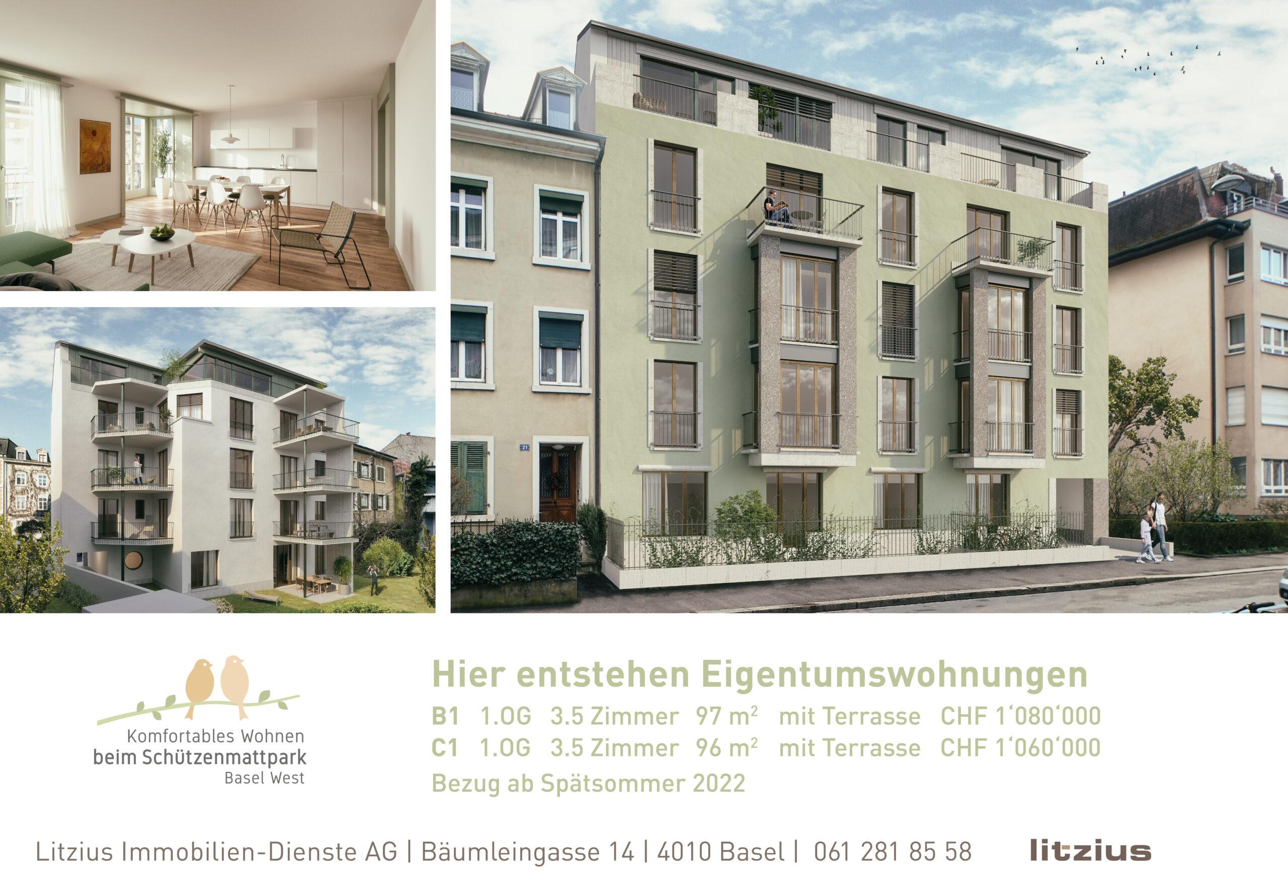 Bautafel_Rudolfstrasse